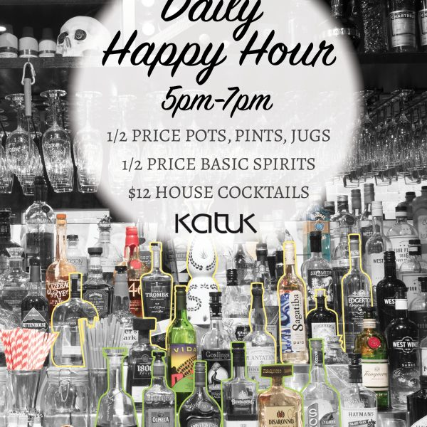 Daily Happy Hour_K